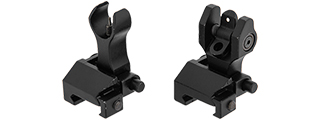CA-678B TRY Front & Rear Sight Set