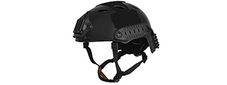 CA-725B HELMET PJ TYPE (COLOR: BLACK) (LRG/XL)