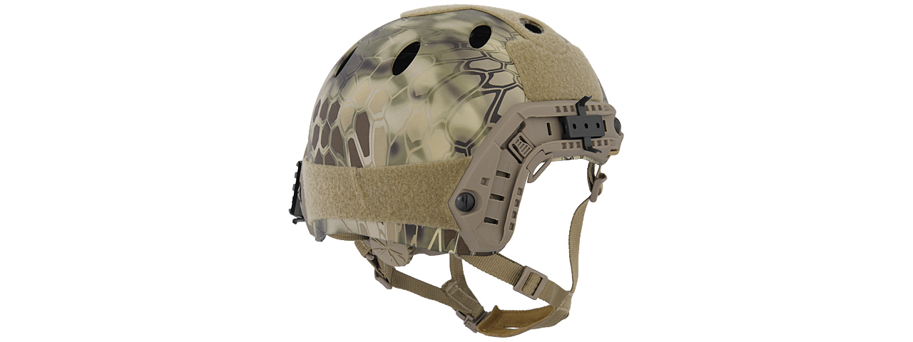 CA-725H HELMET PJ TYPE (COLOR: HLD) (LRG/XL)