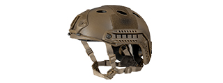 CA-725N HELMET PJ TYPE (COLOR: TAN CUSTOM) (MED/LRG)
