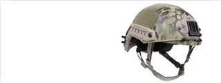 CA-726H HELMET BALLISTIC TYPE (COLOR: HLD) (LG/XL)