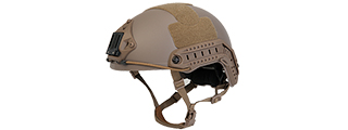 CA-726T HELMET BALLISTIC TYPE (COLOR: TAN) (LG/XL)