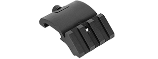 Lancer Tacitcal CA-728B 45 Degree Light Mount - Black