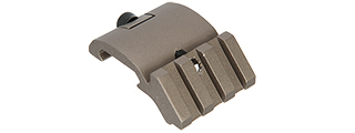 Lancer Tacitcal CA-728T 45 Degree Light Mount - Tan