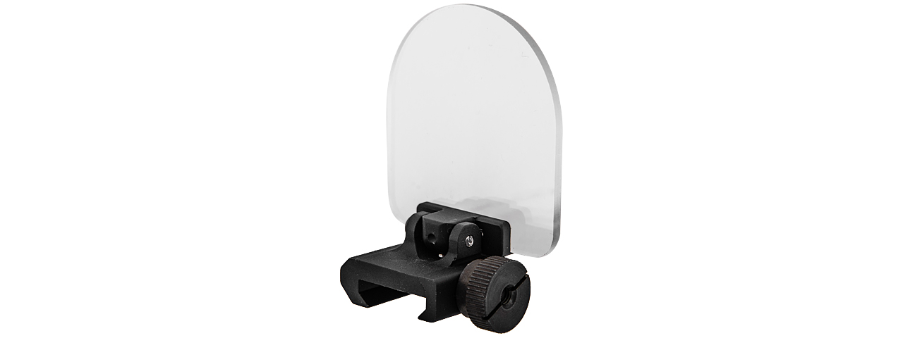 CA-731 RAIL MOUNTED LENS PROTECTOR (BLACK)