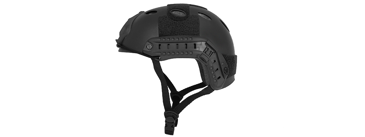 Lancer Tactical CA-738B HELMET in Black (Basic Version)