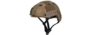 Lancer Tactical CA-738T HELMET in Dark Earth (Basic Version)