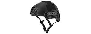 Lancer Tactical CA-739B Ballistic Helmet in Black (Basic Verison)