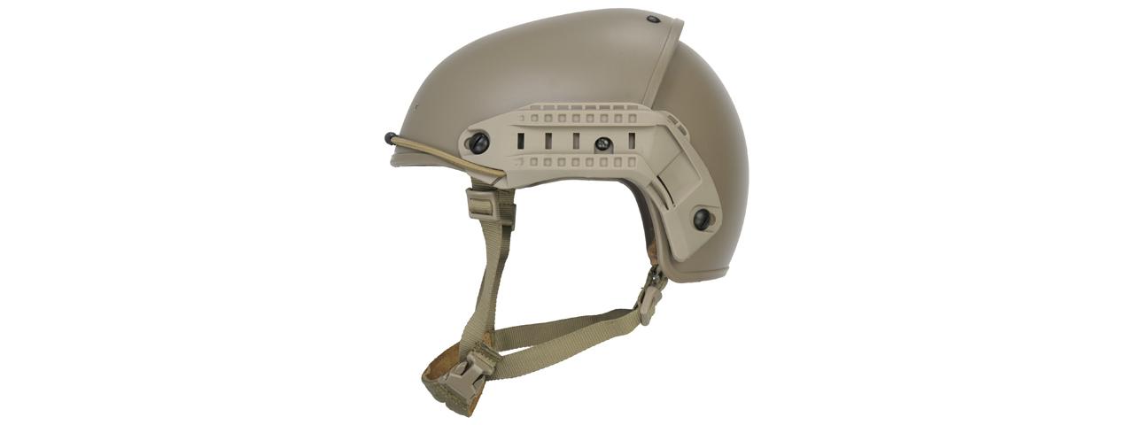 lancer tactical ca 761t cp af helmet dark earth ca 761t airsoft wholesaler ukarms airsoft. Black Bedroom Furniture Sets. Home Design Ideas