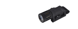 Lancer Tactical CA-766B Weapon Mounted Light w/ Battery in Black