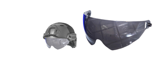 Lancer Tactical CA-779B Smoke Lens for CA-741/CA-740 HELMET Series