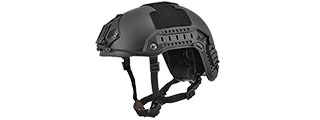 CA-806B MARITIME HELMET ABS (COLOR: BLACK) (LG/XL)