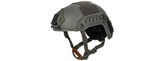 CA-805G MARITIME HELMET ABS (COLOR: FOLIAGE GREEN ) (MED/LG)