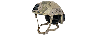 CA-806F MARITIME HELMET ABS (COLOR: ATFG) SIZE: LARGE / X-LARGE