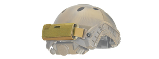 CA-810T HELMET COUNTERWEIGHT POUCH (COLOR: DARK EARTH)