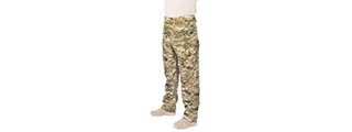 CA-818MD2 R6 STYLE BDU PANTS (COLOR: MODERN CAMO) SIZE: MEDIUM