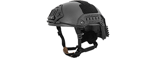 CA-849B MARITIME HELMET, SIMPLE VERSION (BLACK)