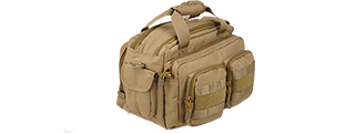 CA-980T SMALL RANGE BAG (COLOR: TAN)