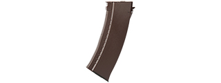 CM-C25(BROWN) CYMA AK-74 600-RD HI-CAP MAGAZINE (COLOR: BROWN)