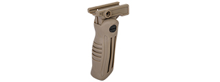 Same As CM-C57T AK-47 SERIES 20MM TACTICAL FOLDING FOREGRIP (TAN)