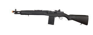 "LANCER TACTICAL LT-732 FULL STOCK 37"" M14 SOCOM AIRSOFT AEG (BLACK)"