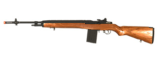 Cyma CM032C M14 Airsoft Rifle, Wood