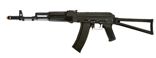 Cyma CM040 AKS-101 AEG Metal Gear, Full Metal Body, Metal Side Folding Stock