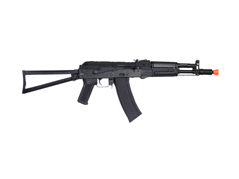 Cyma CM040B AKS-104 AEG Metal Gear, Full Metal Body, Metal Side Folding Stock