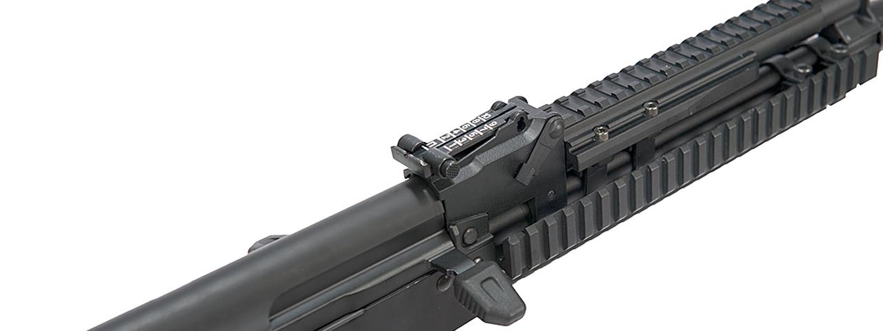 CYMA CM040I AK-74 BETA FULL METAL AEG w/GAS BLOCK & HANDGUARD RAIL