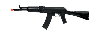 Cyma CM047D AK-105 CQB, AEG Metal Body, Black