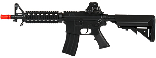 CYMA CM206 M4 CQB MK-18 MOD-0 AUTO-ELECTRIC GUN PLASTIC GEAR (COLOR: BLACK)