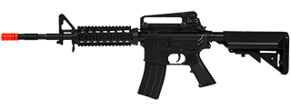 CYMA CM207 M4 RIS SOPMOD AUTO-ELECTRIC GUN PLASTIC GEAR (COLOR: BLACK)