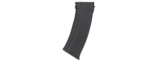 WELL D12 MAG 400 HI-CAP AK74 MAGAZINE FOR D12 PLASTIC GEAR ELECTRIC GUN