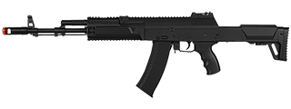 WELL D12 AK-12 PLASTIC GEAR AIRSOFT GUN (COLOR: BLACK)