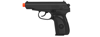 UKARMS G29B METAL SPRING PISTOL - BLACK