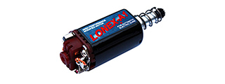 LONEX INFINITE TORQUE-UP AND HIGH SPEED REVOLUTION MOTOR (LONG) *RED*