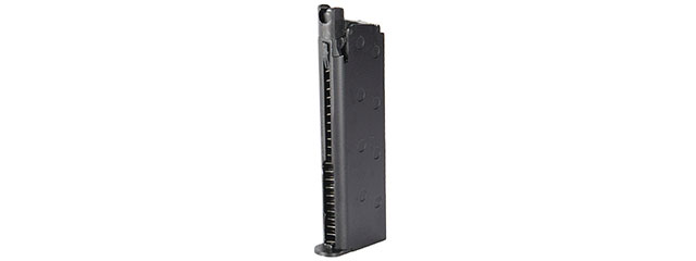 WELL GX-193 MAG 16 RD MAGAZINE FOR GX-193 BLOWBACK GAS POWERED PISTOL