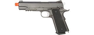 WELL GX-194 GAS POWERED BLOWBACK AIRSOFT PISTOL