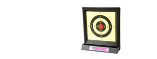 H-613 PORTABLE AIRSOFT STICKY GEL TARGET (YELLOW)