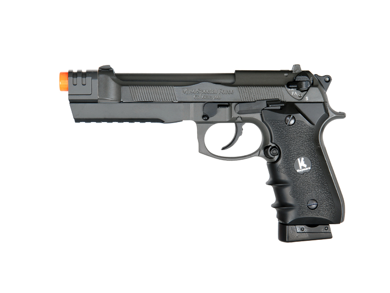 HFC HCA-193 CO2 Gas Powered Pistol with Blowback - Semi and Auto