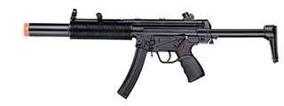 ICS ICS-06 BT5 SD3 Airsoft Gun w/ SEF Style Trigger Grip, Black