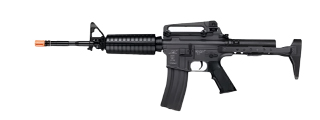 ICS ICS-122 M4 w/ Concept Stock in Black