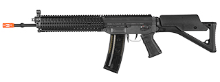 ICS AIRSOFT SIG SG 551 MRS FULL METAL V3 AEG - BLACK