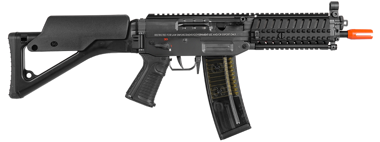 ICS-152 SG-552 MRS FULL METAL AEG (COLOR: BLACK)