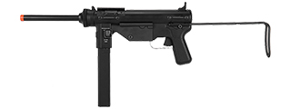 M3 WWII SUBMACHINE GUN / ONE MAG / NO BATT+CHGR