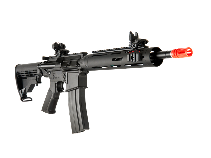 ICS ICS-220 M4A1 Tubular R.A.S. L, Full Metal, Black