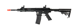 "ICS FULL METAL M4A1 TUBULAR 8.5"" HANDGUARD RAS S AIRSOFT AEG RIFLE"