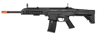 ICS-231 CXP-APE KEYMOD HANDGUARD FULL METAL AEG, LONG BARREL VERSION (COLOR: BLACK)