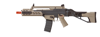 ICS-235 G33 in Black and Tan