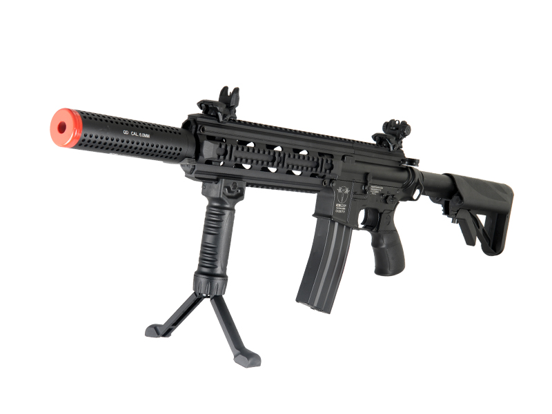 ICS-238 CXP-16 PROLINE FULL METAL AEG LONG VERSION (COLOR: BLACK)